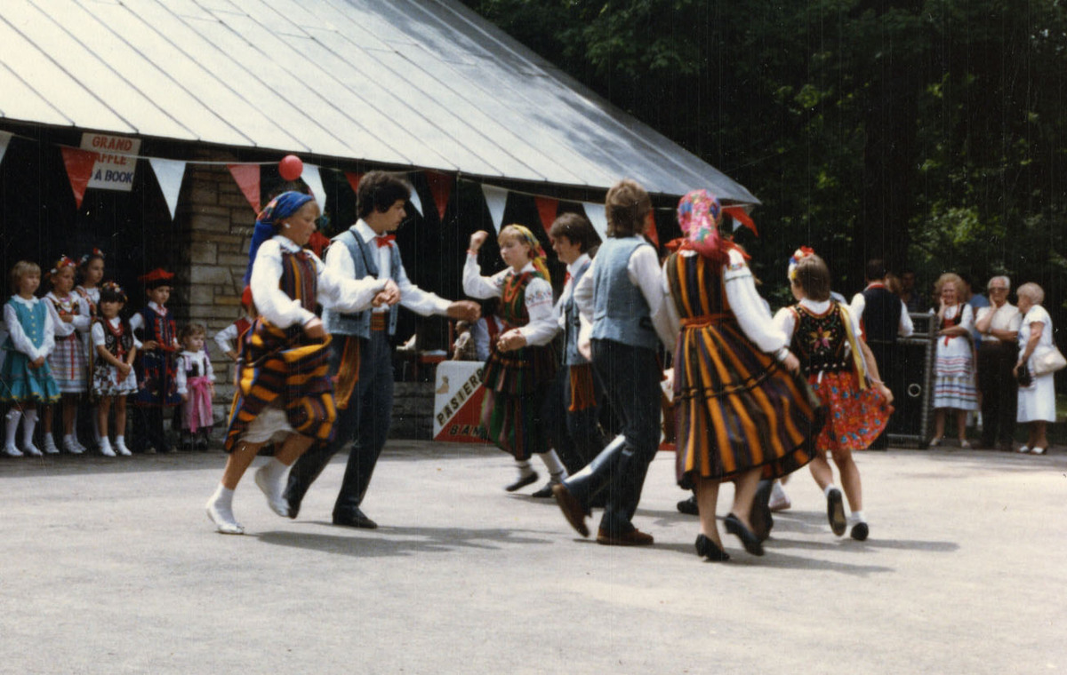 Swietojanki Dancers