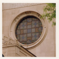 Cudahy Library Window