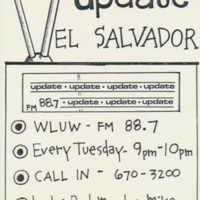 """Update El Salvador"""