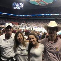 The family at final four