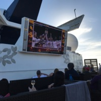 Celebrity Cruise Final Four Watch Party