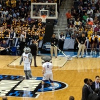 Elite 8 Mascot Dance-off
