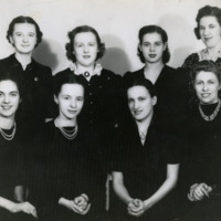 First White & Red Ball Committee, 1941.jpg