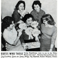 """Guess Who These,"" Photo, Skyscraper, March 2, 1960"