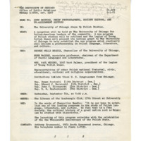 Press Release, Sept. 1, 1961