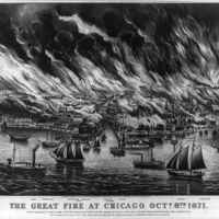 1871 Chicago Fire