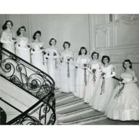Debutantes, 1954
