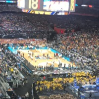 Loyola Ramblers, Final Four 2018 from Nosebleeds