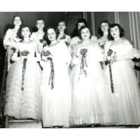 Debutantes, 1951