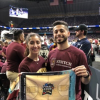 Medical Students at Final Four