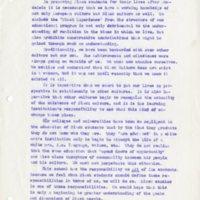 Proposal for Black Studies Program, January 1970