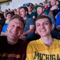 Final Four: Loyola vs Michigan
