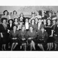 LMP Members & Polish Army Servicewomen