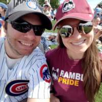 Cubs Spring training and Loyola March Madness