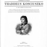 Koscuiuszko Letters