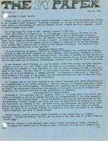 Response to Black Demands, skyPAPER, May 26, 1970001.jpg