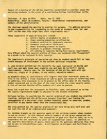 Report of a Meeting of the Ad Hoc Committee established to consider means for assisting students in the event of a continuing College institutional strike May 8, 1970001.jpg
